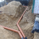 Last Stretch of Pipework Completed