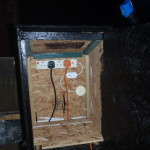 Electric Box Wired Up