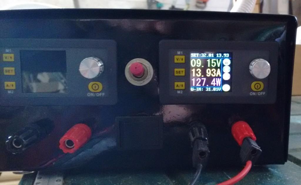 Hot-wire-power-supply