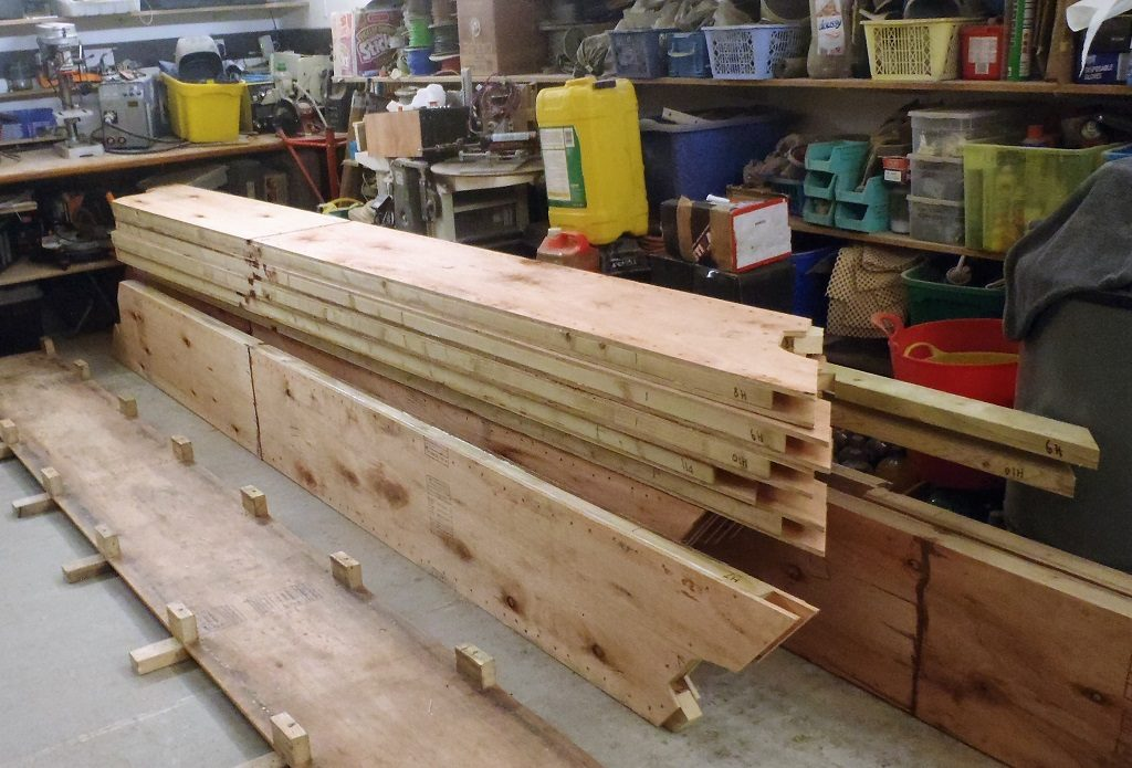 Nine Rafters Created for