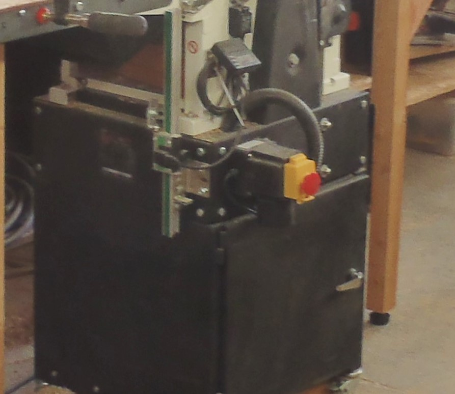 Planer Machine Serviced and Repaired
