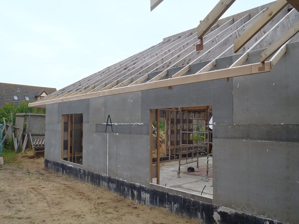 Fascia Boards For 32degree Roof Sections Processed