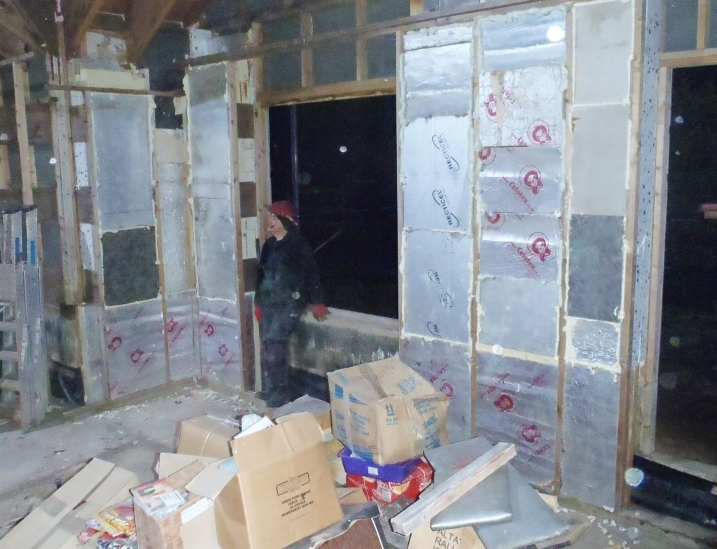 Insulation-in-C-D-walls