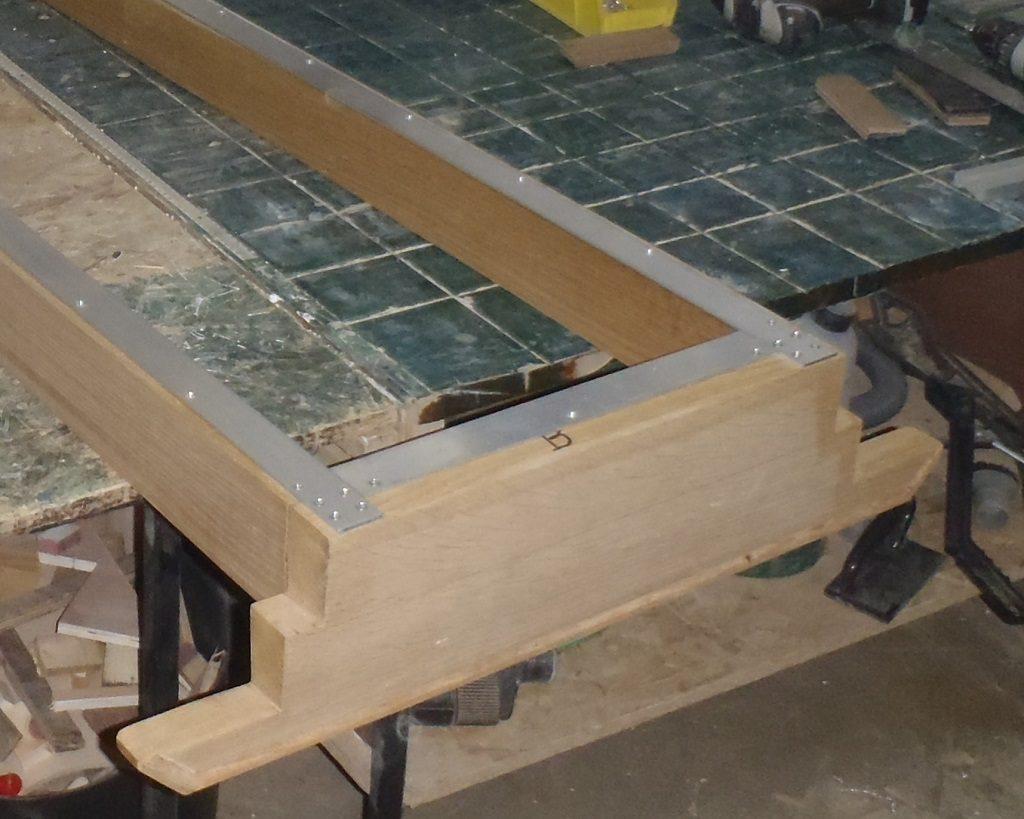 Window-aluminium-strips
