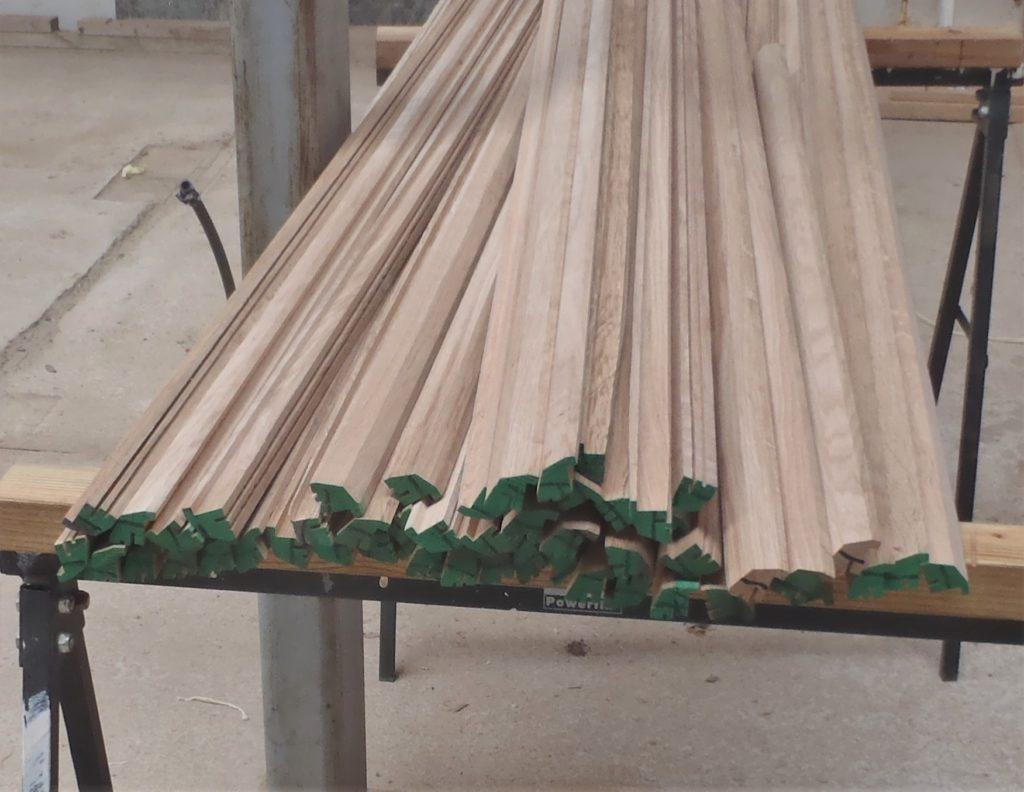 Oak Beading Created