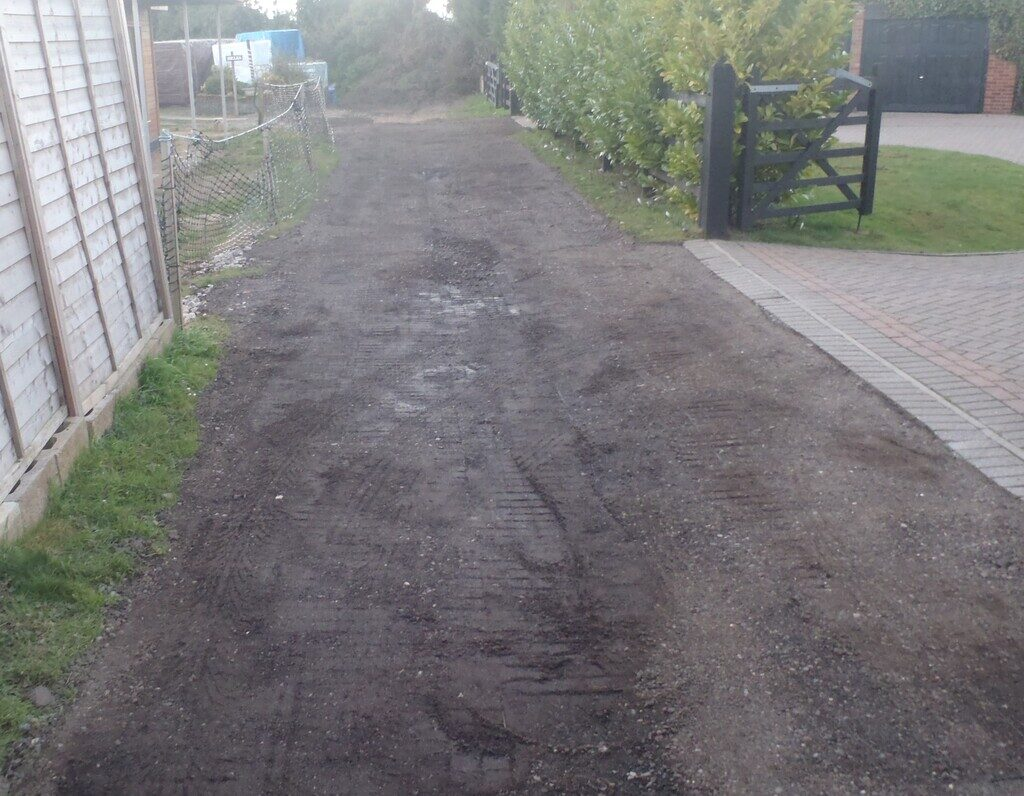 Experimental Resurfacing Of Loke Project All Finished