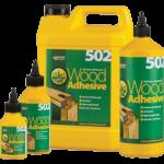 Wood Construction Glue Tests