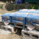 Damaged Cement Bags