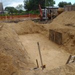 Day 4 of the Great Module Number 5 - All Dug, Levelled and Smoothed!
