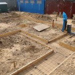 Preparations for Concrete Finished