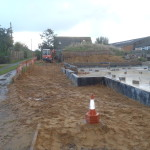 Levelling Out Section Beside Loke