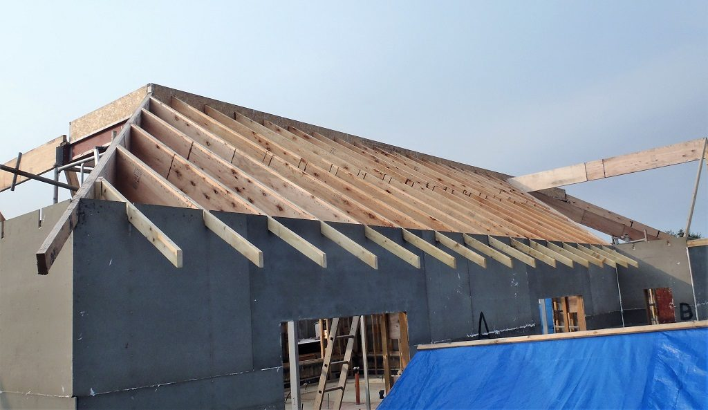 Roof-Section-A-Completed