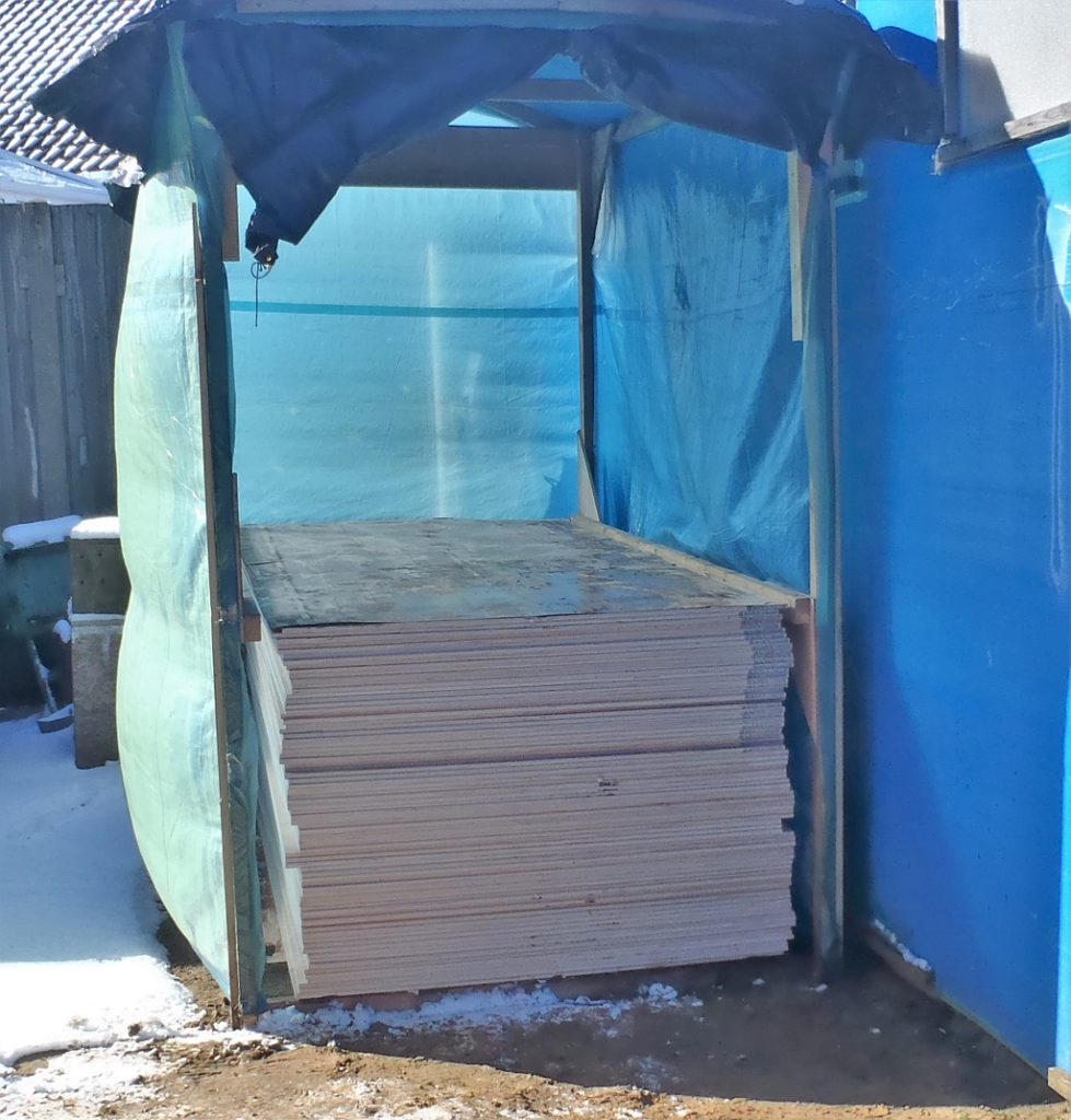 Plywood-stored-away