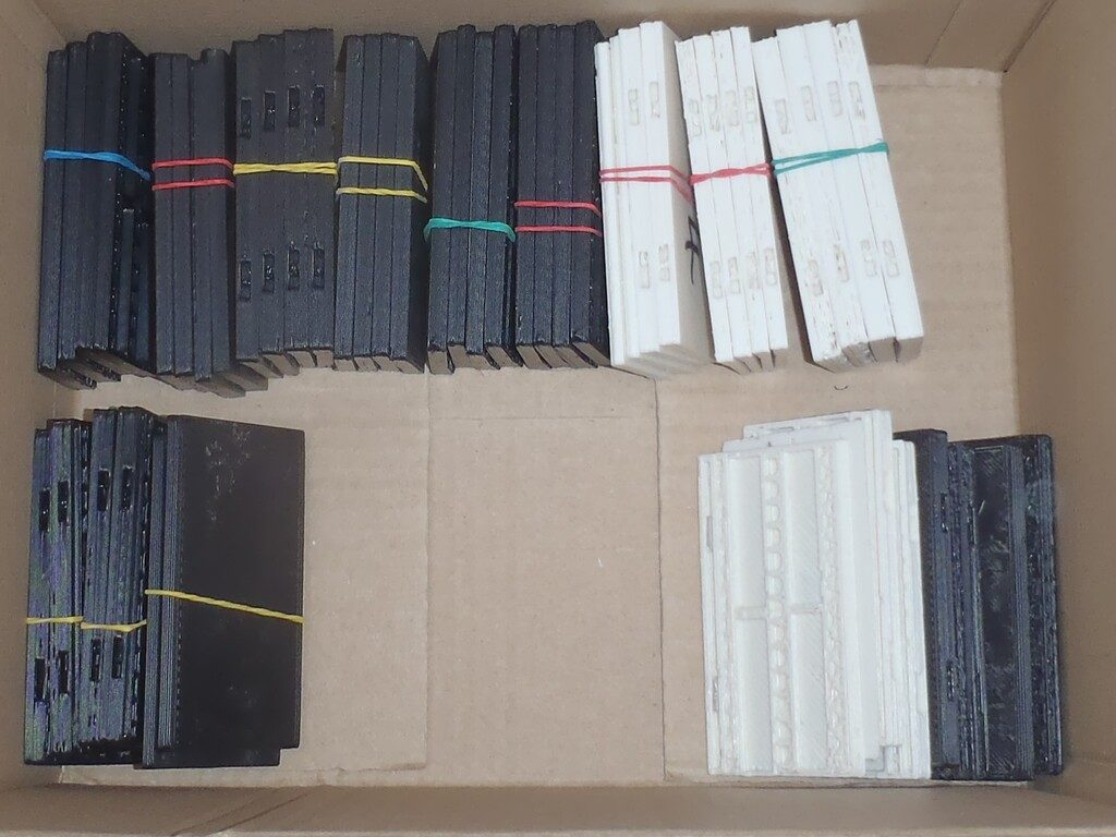 Manufacture of Glazing Support Pads