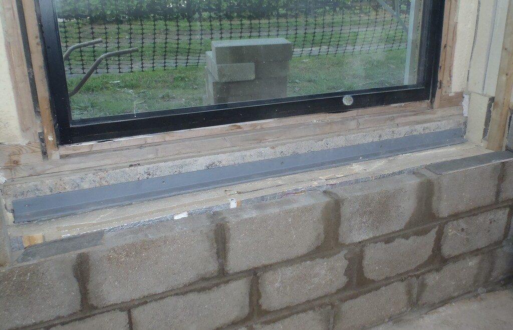Concrete Wall Grows Taller