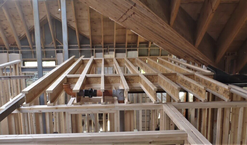 First-set-of-joists-placed-2