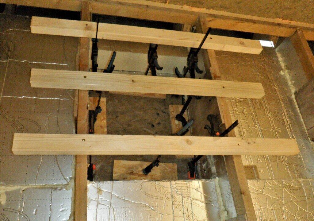 Gluing-the-HVAC-exit-vent-mesh