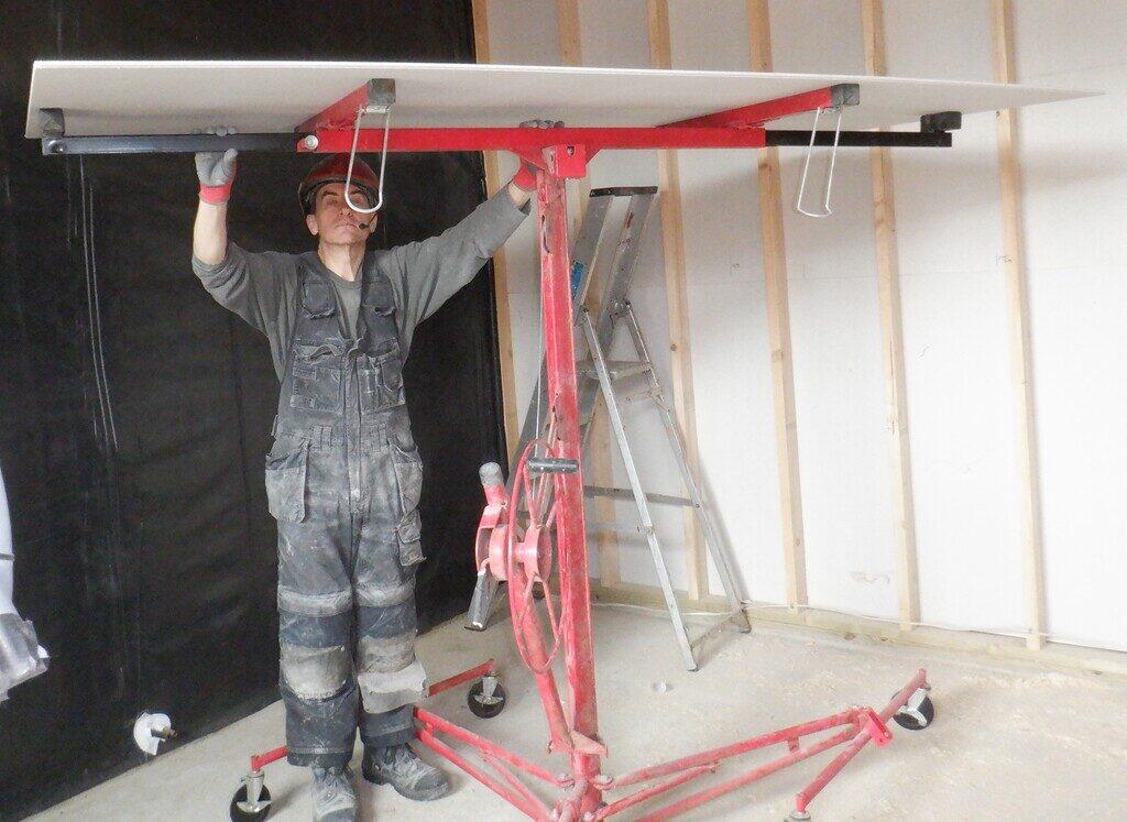 Board-lifter