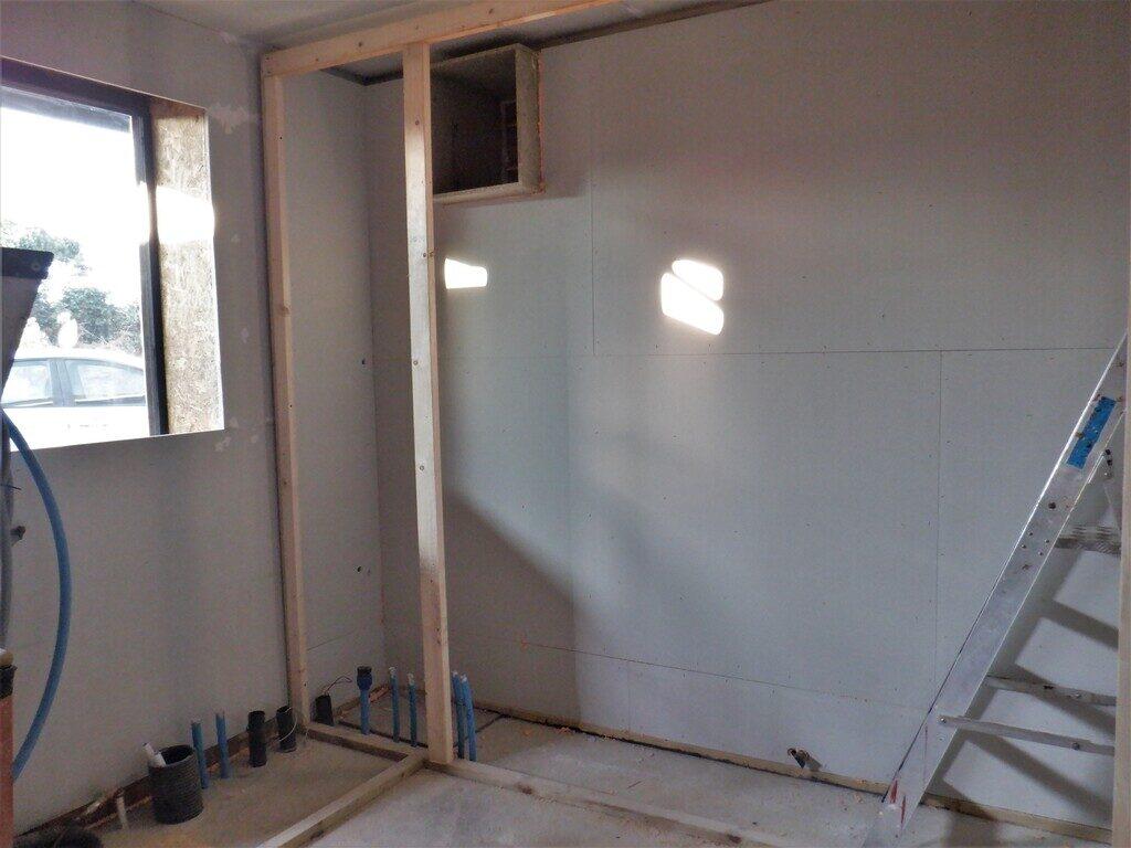 Cupboard-lined-and-basic-framework-errected-1