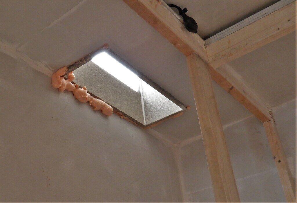Return-air-duct-through-cupboard-ceiling